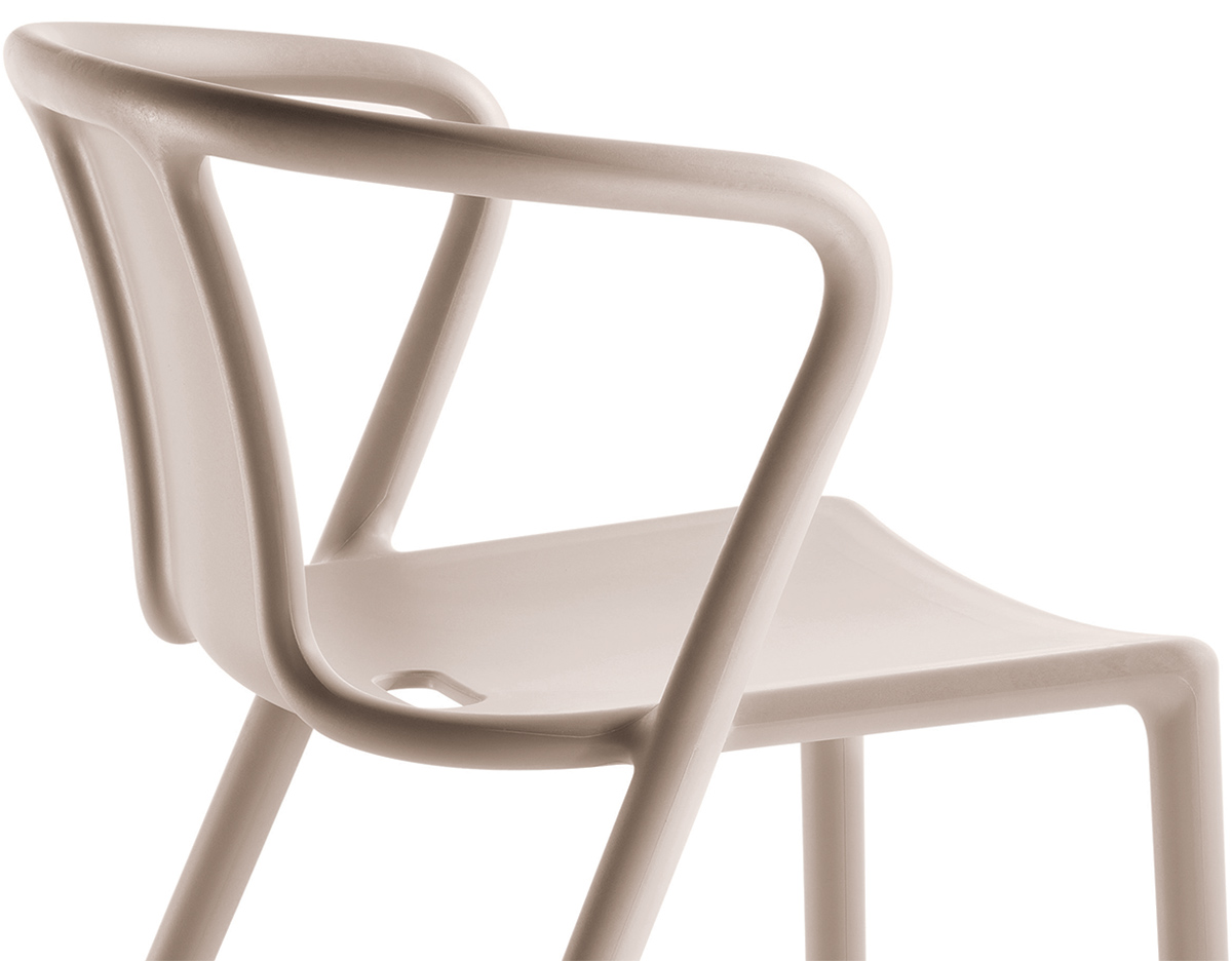 Air Armchair Set 4 Pcs Magis Jasper Morrison Owo