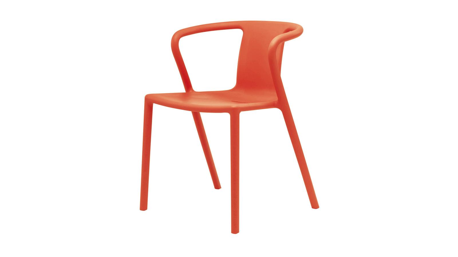 Air armchair set 4 pcs magis jasper morrison owo for Magis air armchair