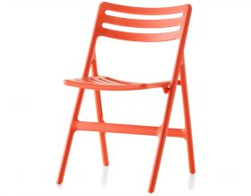 magis-folding-air-chair Folding chair, Magis, FOLDING AIR CHAIR, Jasper Morrison, 2003.. Magis