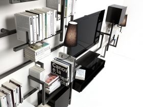 antologia-accessories Accessories for Antologia bookcase, Mogg, Studio 14 Antologia bookcase is available with some oprional such as shelves and bookstop.. Mogg