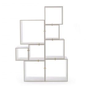seletti-assemblage-bookcase Bookcase, Seletti, ASSEMBLAGE, Selab.  . Seletti