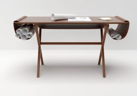 valsecchi-oscar-writing-desk Writing desk, Valsecchi 1918, OSCAR WRITING DESK, Giorgio Bonaguro, 2014.  . Valsecchi 1918