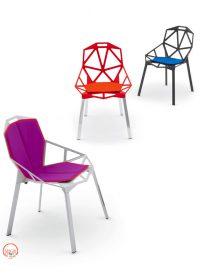 magis-chair-one-cuscino Cushion, Magis, CHAIR_ONE, Konstantin Grcic Material: expanded polyurethane.  . Magis