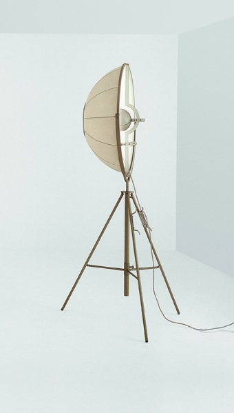 FORTUNY LED FLOOR LAMP, Pallucco , Mariano Fortuny y Madrazo  owo online des...