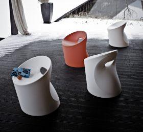 frighetto-pouf-pot-armchair Chair, Frighetto, POUF POT, Mark Naden, 2007.  . Frighetto