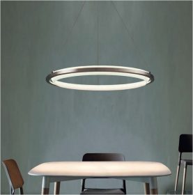 nimba-led-santa-cole Suspensione lamp, Santa & Cole, NIMBA LED, Antoni Arola, 2011.  . Santa & Cole