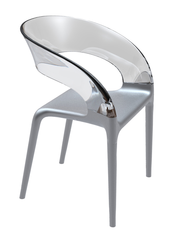 Driade, RING CHAIR (SET 2 PCS) , Eugeni Quillet, Philippe Starck ...