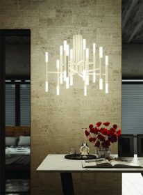 almalight-the-light Suspension lamp, Almalight, THELIGHT LED, Cristian Cubiñá.  . Almalight