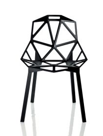 magis-chair-one-stacking-chair Stacking chair, Magis, CHAIR_ONE, Konstantin Grcic, 2003.  . Magis