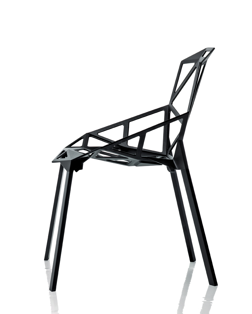 Grcic Chair One magis chair one s set 2 pcs konstantin grcic owo