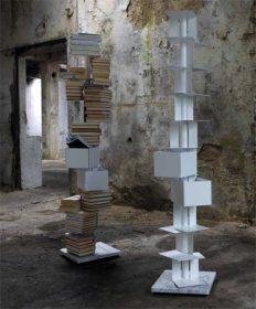 minottiitalia-cleopatra-bookcase Bookcase, MinottiItalia, Cleopatra I, Renato DeMarco.  . Minotti Italia