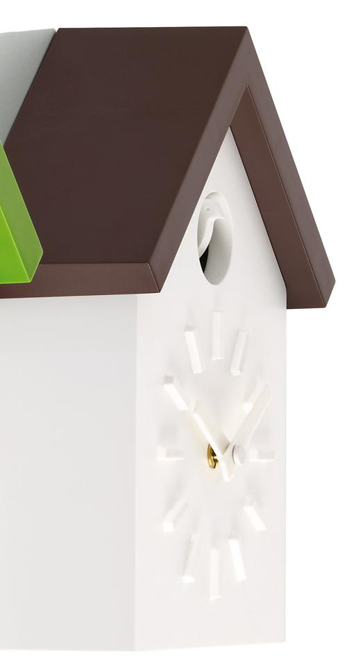Magis Cucu Clock Cuckoo Clock Naoto Fukasawa Owo