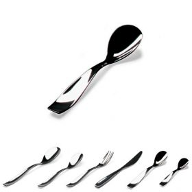 driadekosmo-duemani-cutlery Cutlery service, Driadekosmo, DUEMANI CUTLERY, Alfredo Haberli, 2006.. Driade