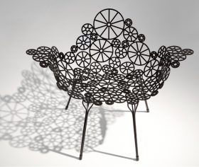 armchair-estrela Chair with arms, A lot of, ESTRELA CHAIR WITH ARMS, , Fernando e Humberto Campana, 2015.  . A lot of brasil