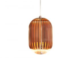 fin-obround-pendant-light-tomdixon Pendant lamp, Tom Dixon, FIN LIGHT OBROUND, 2012.  . Tom Dixon