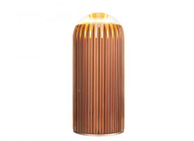 fin-table-lamp-tom-dixon Table lamp, Tom Dixon, FIN TABLE, 2012.  . Tom Dixon