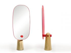 iconic-mirror-lachance Mirror, La Chance, ICONIC MIRROR, Dan Yeffet & Lucie Koldova,.  . La Chance