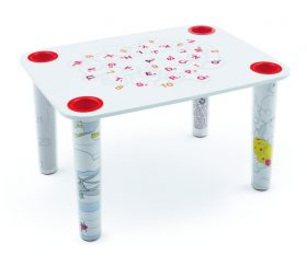 magis-little-flare-table Table, Magis Me too, LITTLE FLARE, Marcel Wanders, 2005.   . Magis Me Too