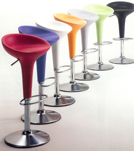 Bombo stool adjustable magis stefano giovannoni owo for Magis bombo