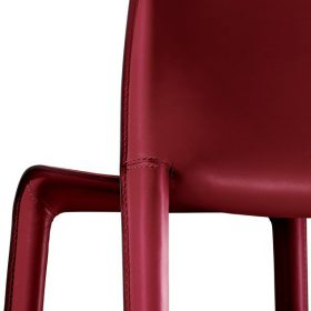 chair-first-in-leather-magis Chair, Magis, CHAIR FIRST IN LEATHER, Stefano Giovannoni, 2007.  . Magis