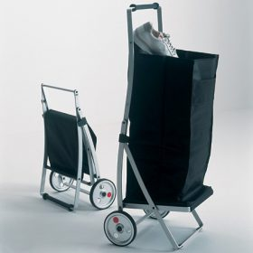 magis-garcon-folding-shopping-trolley Folding shopping trolley, Magis, GARCON, Rual Barbieri, 1992.  . Magis
