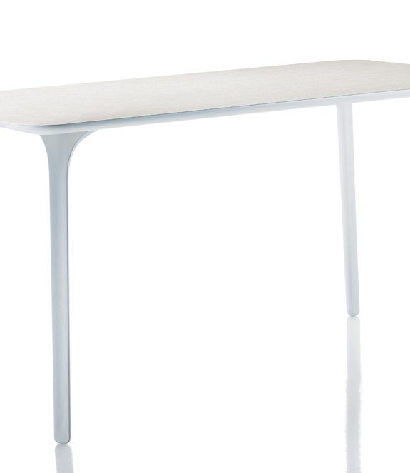 Table first rectangular magis stefano giovannoni owo for Magis table first