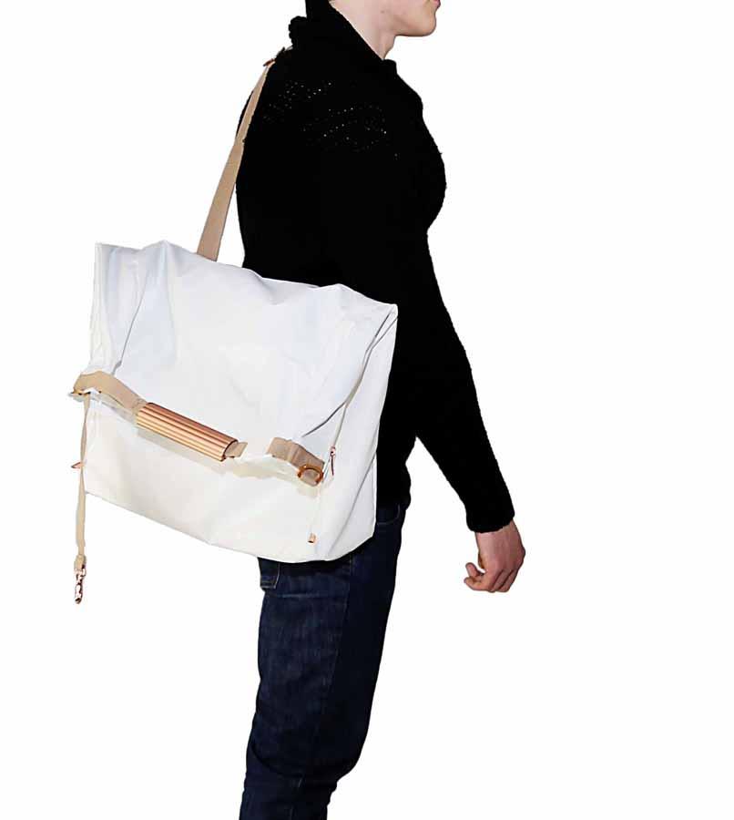 Adidas by Tom Dixon messenger bag