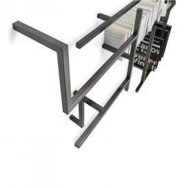 antologia-bookcase-mogg Modular bookcase, Mogg, LIBRERIA ANTOLOGIA, Studio 14, 2013.. Mogg