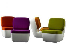 magis-nimrod-low-chair Low chair, Magis, NIMROD, Marc Newson.  . Magis