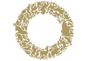 pantheon-circle Sticker, Domestic, PANTHEON CIRCLE, Studio Job.  . Domestic