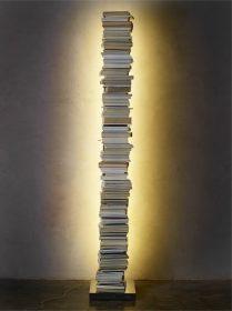 bookcase-ptolomeo-luce Bookcase, Opinionciatti,BOOKCASE  PTOLOMEO LIGHT, Bruno rainaldi, 2004/2014.   . Opinionciatti