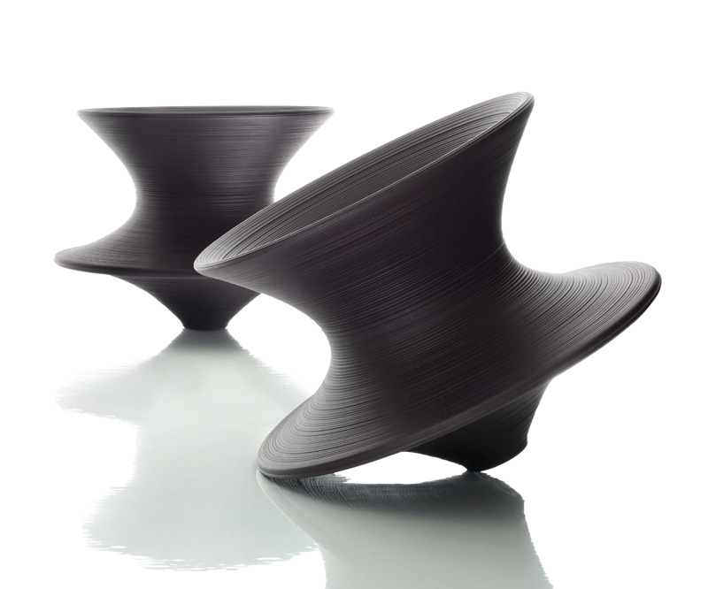 Spun Rotating Chair Magis Thomas Heatherwick Owo