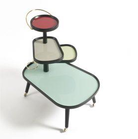sushi-kart-cole Trolley, Colè, SUSHI KART, Lorenza Bozzoli, 2014   . Cole