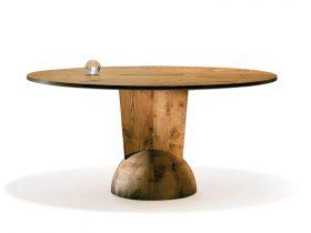 triangolo-brancusi-table Table, Triangolo, TABLE BRANCUSI, Enrico Tonucci.  . Triangolo