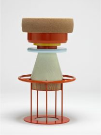 tembo-stool Stool, La Chance, TEMBO STOOL, Note Design Studio, 2012.   . La Chance
