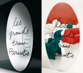 simon-les-grands-trans-parents Mirror, Simon, LES GRANDS TRANS-PARENTS, Man Ray, 1971.. Simon Collezione