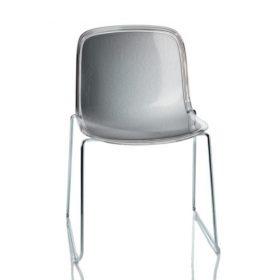 troy-chair-sleigh-magis-sd1385 Chair, Magis, TROY CHAIR ON SLEIGH SD1385, Marce Wanders, 2012.  . Magis