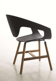 vad-wood-chair Chair, Casamania, VAD WOOD, Luca Nichetto.  . Casamania