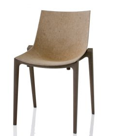starck-zartan-eco-magis Stacking Chair, Magis, ZARTAN BASIC, Philippe Starck with Eugeni Quillet, 2011.  . Magis