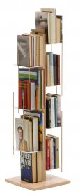 zia-veronica-bookcase Bookcase, Le Zie di Milano, ZIA VERONICA BOOKCASE SELF STANDING, Mercello Vecchi   . Le Zie di Milano
