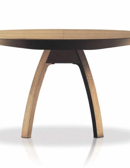 table bramante in natural oak