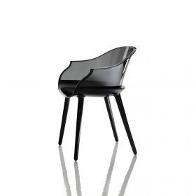 magis-cyborg-chair Armchair, Magis, CYBORG ARMCHAIR, Marcel Wanders, 2011Armchair with frame in air-moulded polycarbonate. Magis
