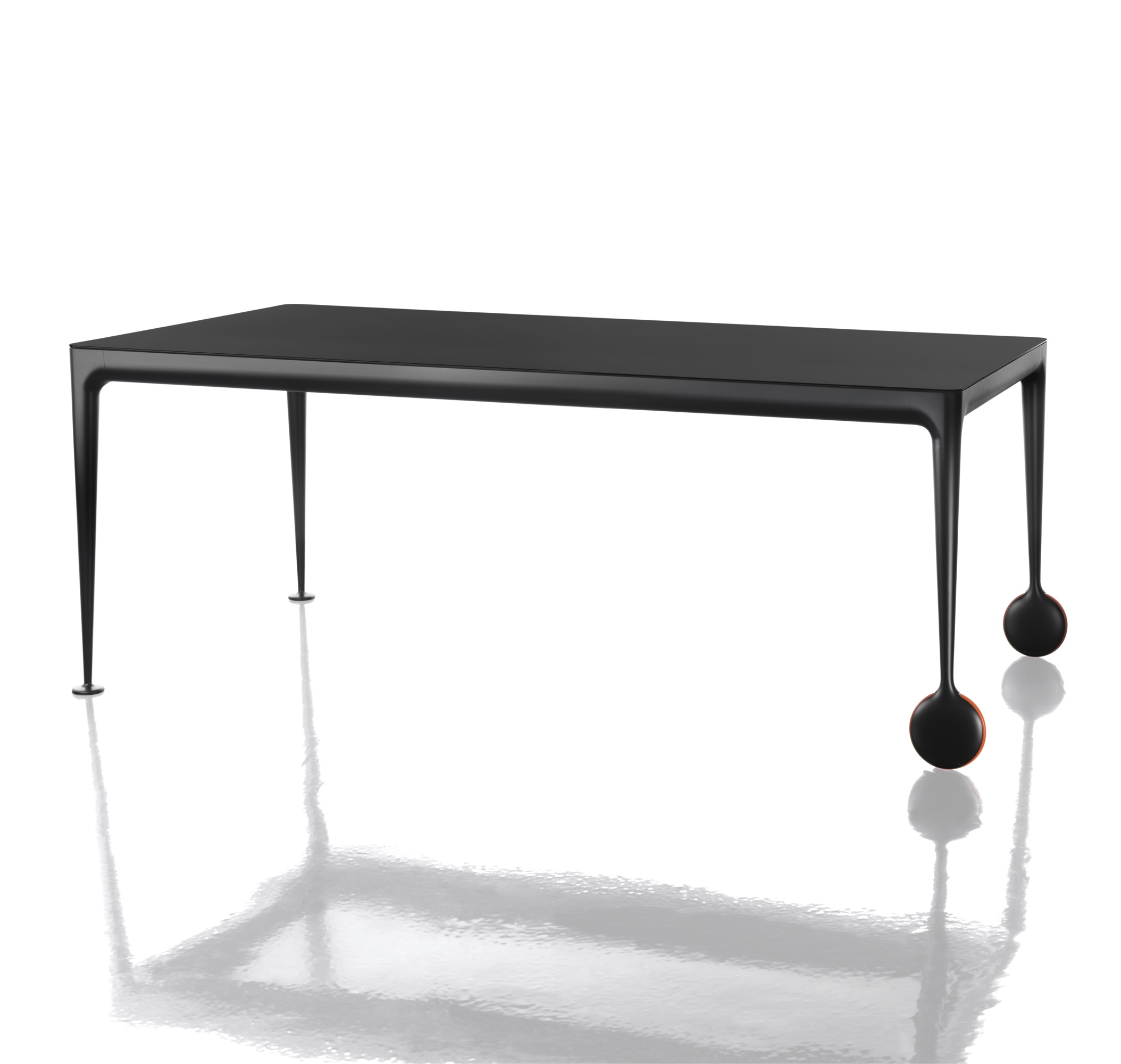 magis big will table in black